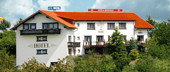 Hotel in Ballenstedt